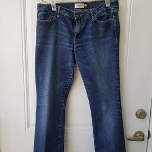 Womens Jean's Abercrombie and Fitch